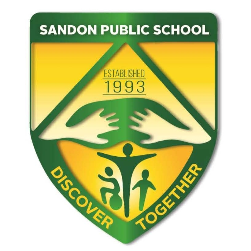 Sandon Public School logo